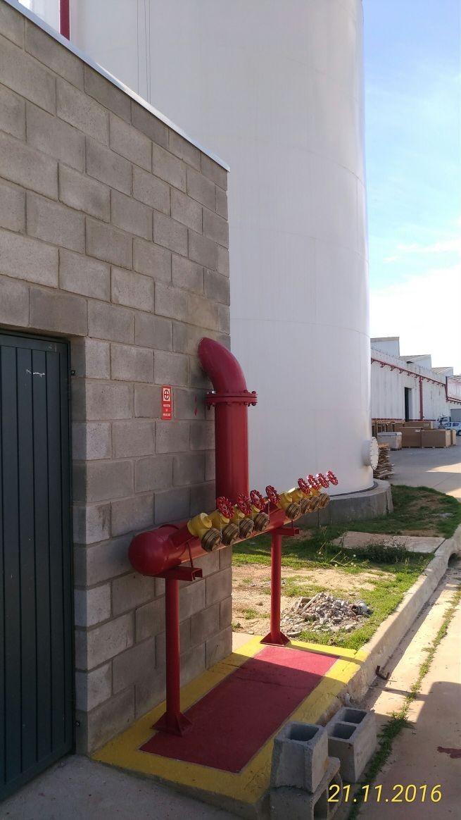 Projeto incêndio avcb