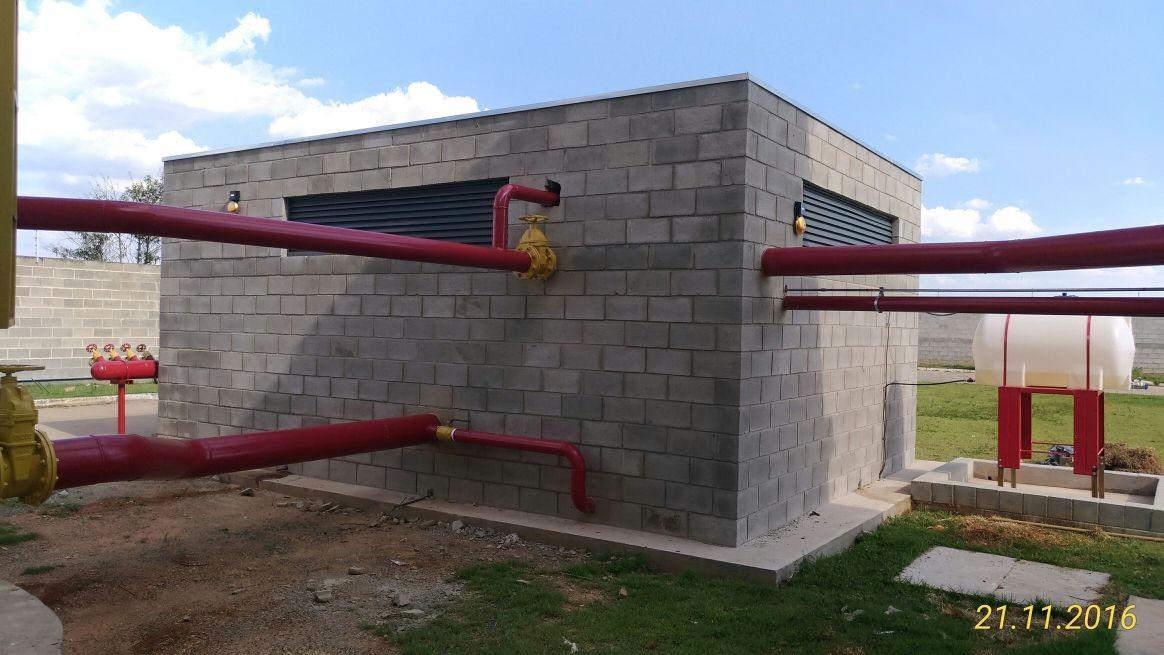 Engenharia de prevenção de incêndio