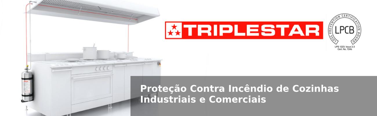 Proteção Contra Incêndio de Cozinhas Industriais e Comerciais
